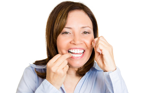 Dental Hygiene Patient